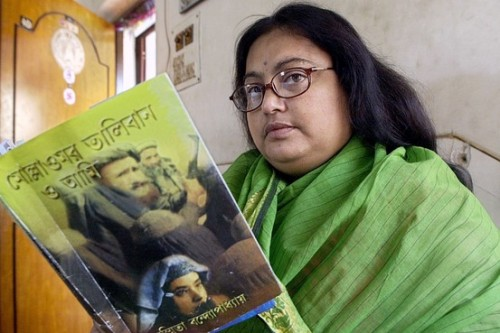 AFGHAN MILITANTS KILL FEMALE INDIAN AUTHOR
