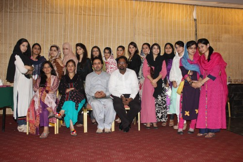 IPDC NEWS BULLETIN PROJECT SUCCESSFULLY COMPLETED ITS SERIES OF SIX WORKSHOPS ACROSS PAKISTAN