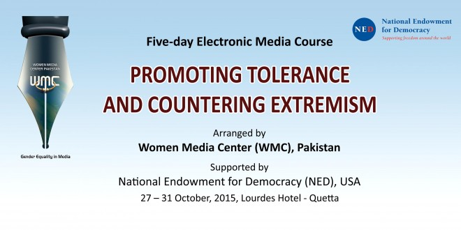 PROMOTING TOLERANCE AND COUNTERING EXTREMISM