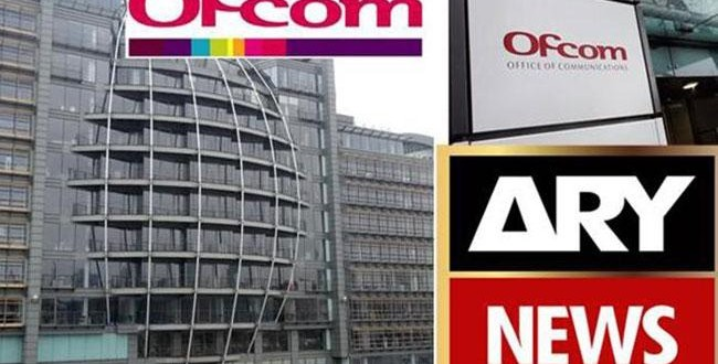 ARY channels shut down in UK, allegations against Editor-in-Chief Jang & Geo Group Mir Shakil-ur-Rahman proved false