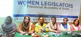 'Women contribute 50% of agenda in Sindh Assembly'