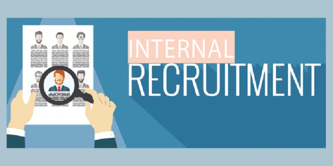 Internal Hiring (WMC STAFF)