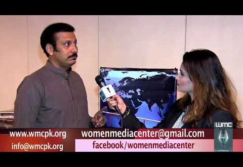 Views of Faisal Sabzwari (MQM-Pakistan) on One-day Conference