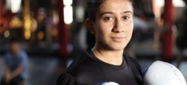 Anita Karim, Pakistan's First female MMA fighter from Hunza