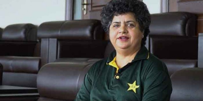 Humaira Farah: Pakistan's first female umpire