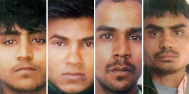 India executes four men involved in brutal rape of 23 year old Nirbhaya