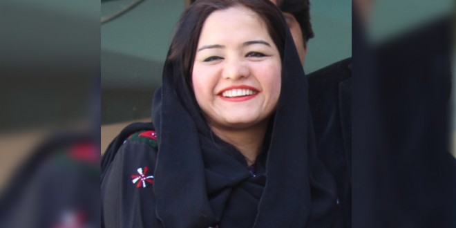 US honours Jalila Haider, the First Woman Hazara Lawyer in Pakistan with International Women of Courage Award