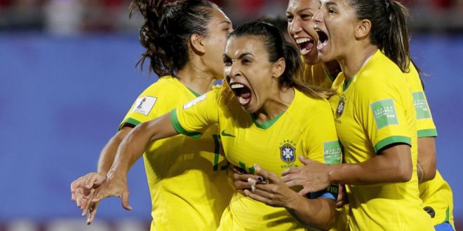 Brazil Announces Equal Pay For Women's And Men's National Teams