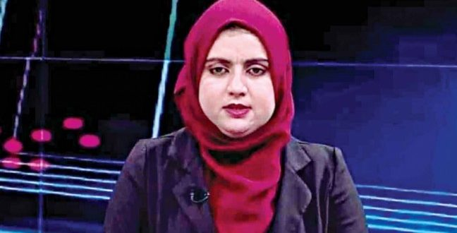 Afghan woman journalist shot dead in Jalalabad by Islamic State
