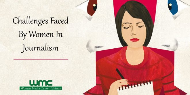 Challenges faced by women in journalism