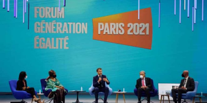 UN Generation Equality forum concludes in Paris with plans to advance gender equality by 2026