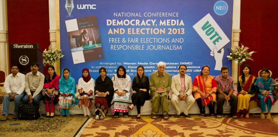 Democracy, Media and Election 2013