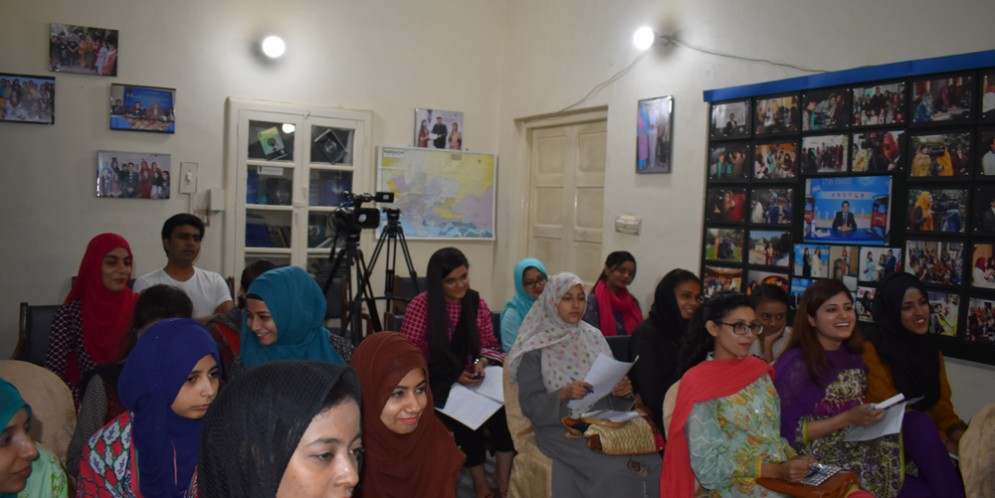 Picture Gallery  Karachi Workshop on  Unleashing the Power of Media to Deliver Strategic Excellence (13-14 April 2018)