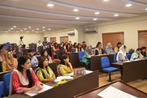 """LAHORE WORKSHOP (DAY 2): """"INVESTIGATIVE JOURNALISM CENSUS RESULTS & ITS IMPACTS ON ELECTION 2018″ 23-26 OCTOBER 2017"""