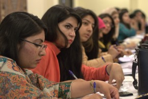 ISLAMABAD WORKSHOP: ACCOUNTABILITY AND TRANSPARENCY INVESTIGATIVE REPORTING FOR ELECTORAL PROCESS  (GROUP-B)