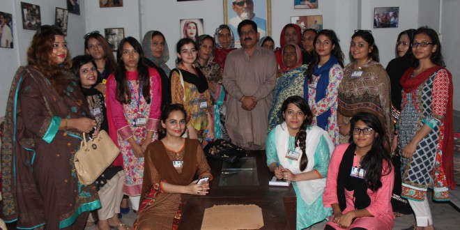 "KARACHI WORKSHOP: ""WOMEN'S PARTICIPATION IN LOCAL-LEVEL DEMOCRACY"" 18-28 OCT 2016"