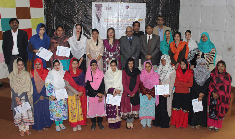 PICTURE GALLERY OF MULTAN WORKSHOP DEC-2014
