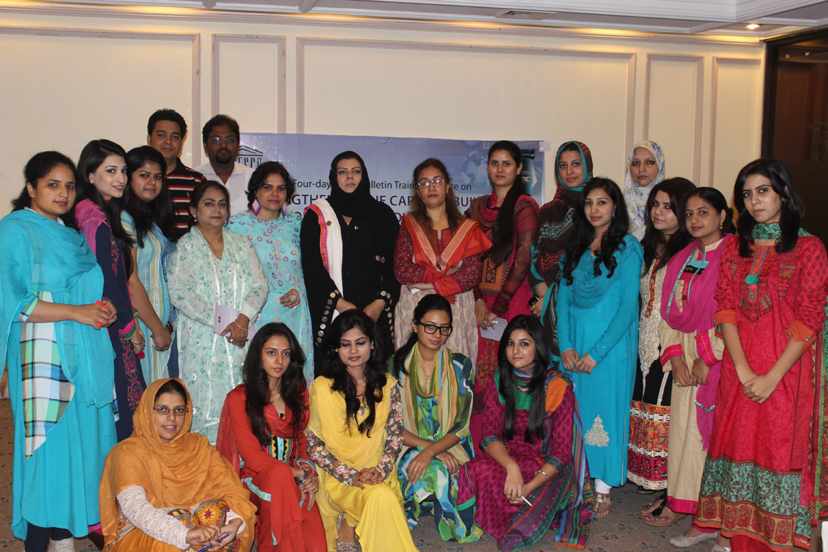 PICTURE GALLERY OF ISLAMABAD WORKSHOP SEP-2013