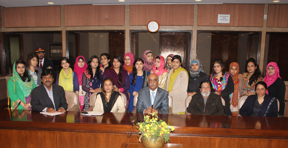 PICTURE GALLERY OF ISLAMABAD WORKSHOP FEB-2015