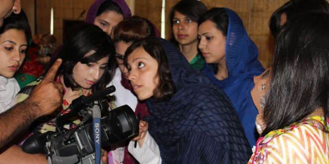 Picture Gallery of Peshawar Workshop April-2015