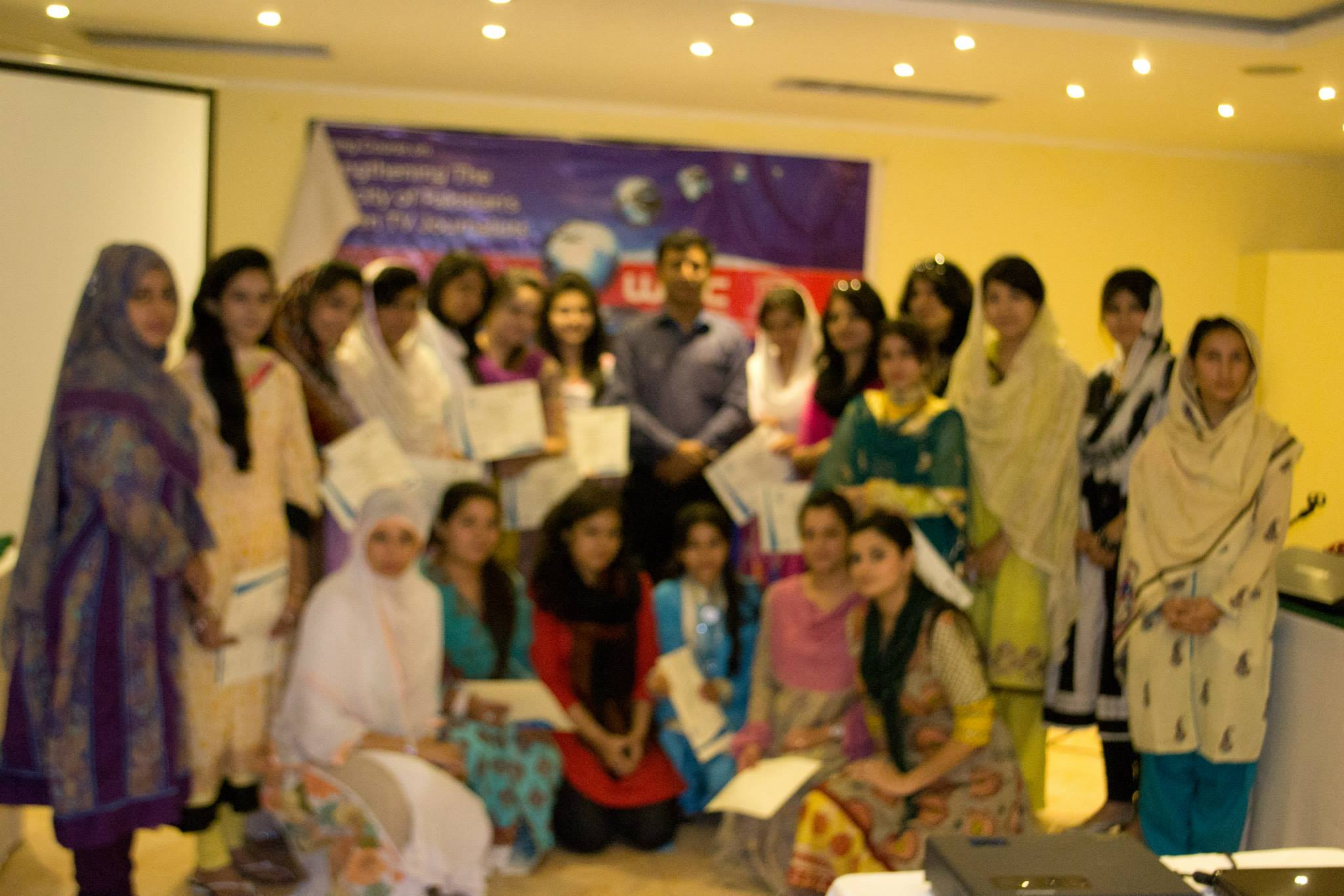 PICTURE GALLERY LAHORE WORKSHOP APRIL 2013