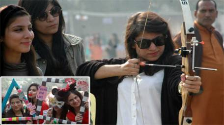LCWU HOLDS FUNFAIR TO CELEBRATE ACHIEVEMENTS OF WOMEN