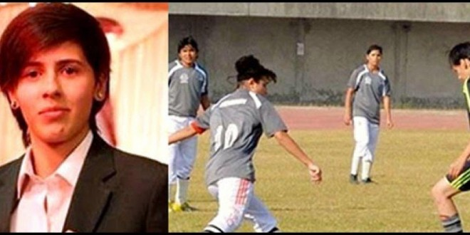 ALMIRA BECOMES FIRST PAKISTANI WOMAN FOOTBALLER TO PLAY IN UK