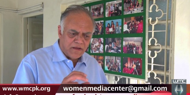 Javed Jabbar Comments on WMC-Pakistan