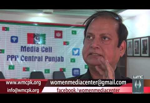 """Four-Day Electronic Media Course on """"Investigative Journalism Census Results & Its Impacts on Election 2018"""" – Lahore 23– 26 Oct 2017 (Group-A)"""