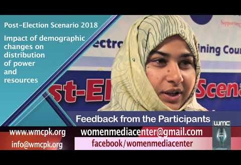 Feedback from the Participants of Hyderabad Workshop 30 Oct to 3 Nov 2018 (Part 2)