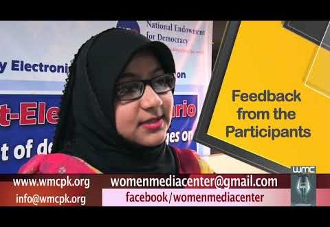 Feedback from the Participants of Hyderabad Workshop 30 Oct to 3 Nov 2018 (Part 3)