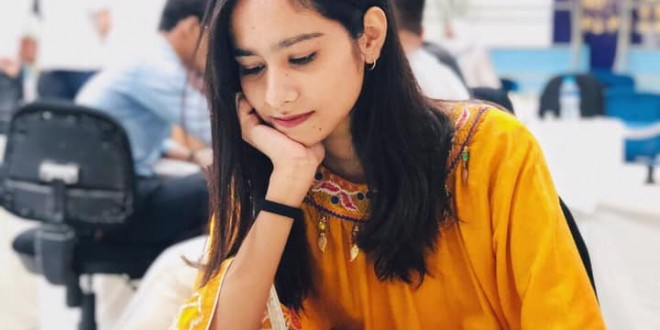 Mehak Gul  becomes youngest candidate to win World Chess Olympiad