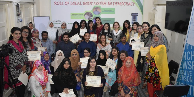 Picture Gallery of Karachi Workshop 22-31 Aug 2019