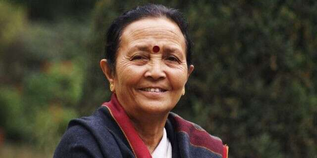 Anuradha Koirala.Nepal's 'Mother Teresa' Has Rescued Over 18,000 Girls from Sex Trafficking