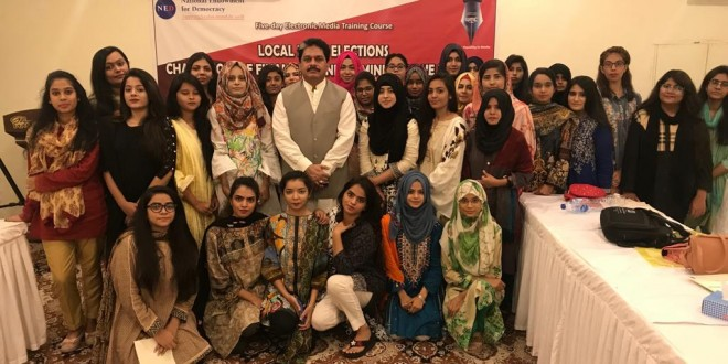 Picture Gallery of Islamabad Workshop 20-24 Sep 2019