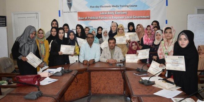 Picture Gallery of Quetta Workshop 12 – 16 February 2020