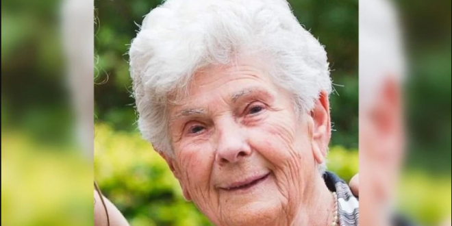 90-year-old woman scarifies her life for younger coronavirus patients