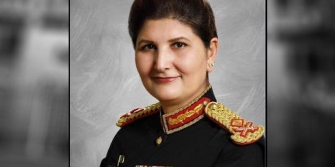 History has been made as Pakistan Army gets its first female lieutenant general