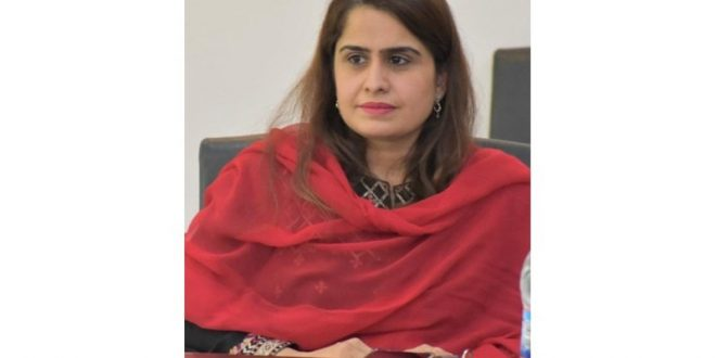 UET appoints first ever female engineering professor