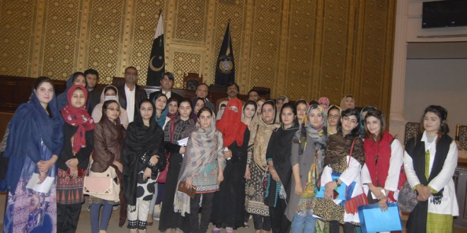 Picture Gallery of Peshawar Workshop on Census Results and its Political Implications on Electoral  Process (15-19 January 2018)