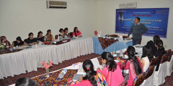 HYDERABAD WORKSHOP: HUMANISTIC BELIEFS AND PRACTICES OF SUFISM, TO COUNTERING EXTREMISM