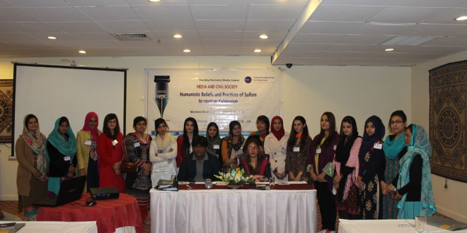 ISLAMABAD WORKSHOP: HUMANISTIC BELIEFS AND PRACTICES OF SUFISM, TO COUNTERING EXTREMISM