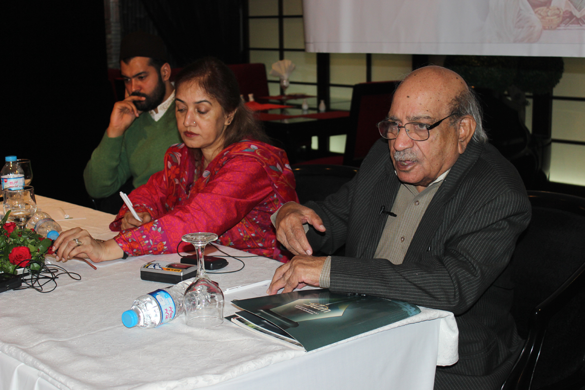 Picture Gallery of Lahore Workshop Dec-2014