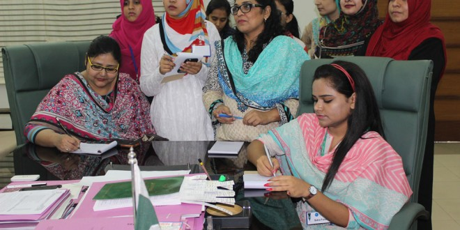 KARACHI WORKSHOP: IDEAS TO ENCOUNTER EXTREMISM AND SUSTAIN DEMOCRATIC VALUES IN SOCIETY