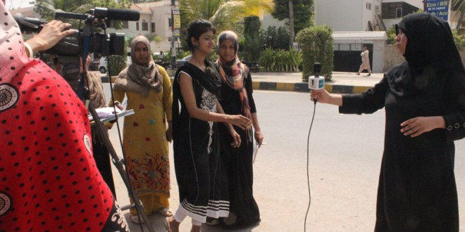 PICTURE GALLERY OF KARACHI WORKSHOP (18-27TH JUNE 2014)
